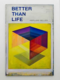 Harland Miller, 'Better Than Life', 2016