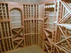 Impressive Unique Wine Rack Ideas Decorating Ideas Images in Wine Cellar Modern design ideas