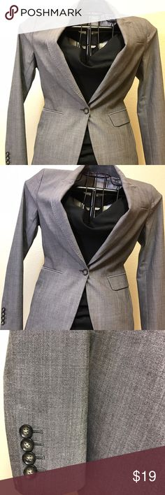 Women's Banana Republic Blazer Women's Banana Republic wool blend Blazer Banana Republic Jackets & Coats Blazers