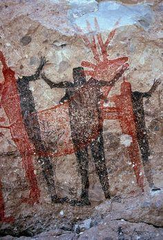Pinturas rupestres, Baja California