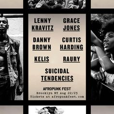AFROPUNK ANNOUNCES NYC FESTIVAL LINEUP FOR AUGUST 22ND & 23RD W/ AFROPUNK ATL TO FOLLOW - AFROPUNK