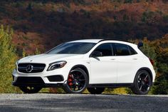 2015 Mercedes-Benz GLA45 AMG   A luxury replacement for my Veloster?