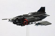 Scratch built Thunderbolt