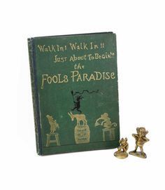 1871 The Fools Paradise Illustrated by Cartoonist Wilhelm Busch Freakshow Caricatures and Cartoons Antique Childrens Book BANNED HTF https://www.etsy.com/listing/220649787/1871-the-fools-paradise-illustrated-by