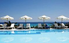 AEGEAN MELATHRON  Chalkidiki hotel Greece, Outdoor Decor, Hotels, Home Decor, Greece Country, Decoration Home, Room Decor, Interior Decorating
