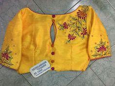 New Blouse Designs, Designer Blouse Patterns, Blouse Models, Work Blouse, Indian Designer Wear, Blouse Styles, Sarees, Lehenga, Saree Blouse