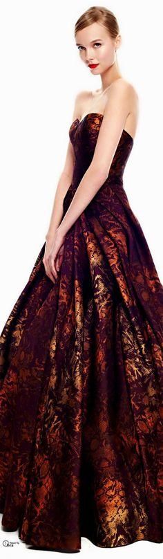 BROWN & BRONZE PRINTED DRESSES
