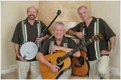Going with my dad to see one of his favorite bands-- Kingston Trio this weekend in Indianapolis