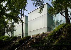 Ahn Jung-geun Memorial Hall honours a Korean independence activist.