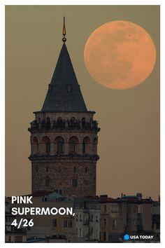 Beautiful Moon, Beautiful Scenery, Super Moon, Moonlight, Ann, World, Movie Posters, Film Poster, The World
