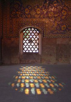 Photo by Nasrin / Masjid-e Shah, Esfahan (Isfahan), Iran