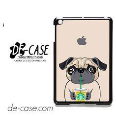 I Love Starbucks Bulldog For Ipad Mini 2/3/4 Ipad 2/3/4 Ipad Air 1/2 Case Phone Case Gift Present YO
