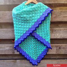 Made by Jipster: Southbay shawl