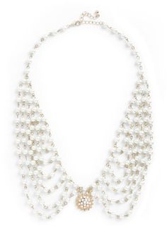 The New Pearl Necklace, #ModCloth