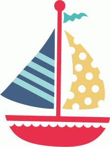 Silhouette Online Store - View Design #50188: boat