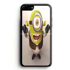 Funny Minion Wallpaper Shrek iPhone 7 Plus Case | aneend