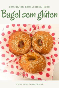 Bagels, Sem Gluten Sem Lactose, Pasta, Low Carb Bread, Doughnut, Healthy, Desserts, Recipes, Food
