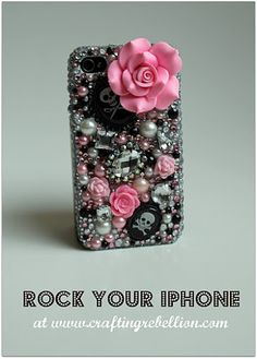 Rock Your iPhone Cover Full Instructions
