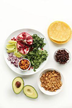 Easy 30-minute Vegan Breakfast Tacos