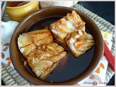 Chismes y Cacharros: Bacalao al estilo Valderas ( León) 11º Desafío en la Cocina