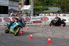 Drift Contest Evotech Stunt Competition 2016
