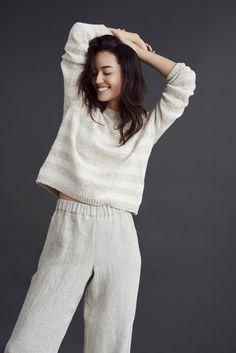 Jenni Kayne Pre-Fall 2018 Fashion Show Collection