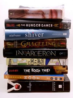 "Super Cogitans: Top Ten Young Adult Novels. So. Much. Angst. ""books that will change your life."""