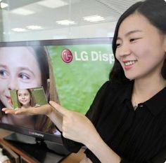 Samsung e LG poderão lançar smartphones com ecrãs Full HD em 2013