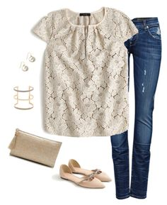 Untitled #4067 by shopwithm on Polyvore featuring J.Crew and ONLY
