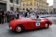 1946 Fiat 1100 A sport barchetta -Frua
