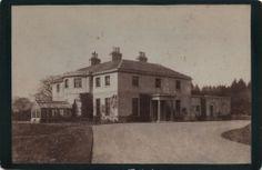 Cabinet Photo Victorian House Aberdeen Scotland - D. Ross 1890s