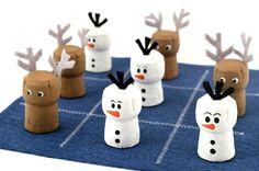 Zin om creatief bezig te zijn in de winter? Wat dacht je van een leuk winterspel gebaseerd op Frozen? Heel simpel en snel klaar en de kids kunnen helpen! Minime.nl