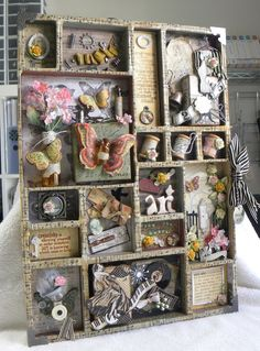 Printers Tray   ***Scrappy Chic Cafe*** - Scrapbook.com