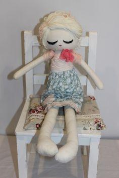 Cloth Doll Plush :Enid