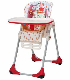 Chicco Chaise Haute Polly Magic Aura Collection 2014 Chaises