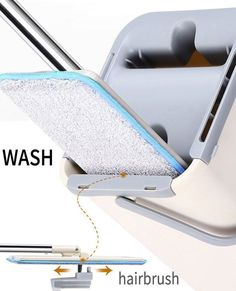 flooring cleaner Magic Cleaning Mops Free Hand Mop with Bucket Drop Shipping Floors Squeeze Flat Mop with Water Home Kitchen Floor Cleaner - Negamy Microfiber Mop Heads, Clean Microfiber, Cleaning Mops, Deep Cleaning, Clean Kitchen Cabinets, Kitchen Flooring, Mop Pads, Types Of Flooring, Window Cleaner