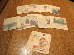 Templeton Rye coasters Templeton Rye, Coasters, Auction, Coaster