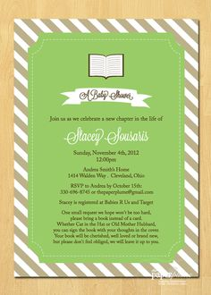 Baby Shower Books Instead Of Cards Invitation Wording for luxury invitations ideas