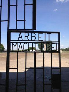 Qué ver en Berlín: Campo de Concentración de Sachsenhausen