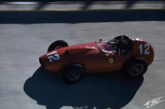 1958 500 mil Monza (Phil Hill) Ferrari 296MI