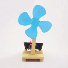 New DIY Handmade Technology Invention Solar Fan With Manual Assembly Model Kit Educational Toys Gift For Children