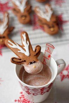 On ne déroge pas à la règle : le Calendrier de l'Avent est devenu une tradition ici, qu'il faut respecter. Alors pour la 3ème année consécutive, je déclare la saison du calendrier de l'Avent ouverte. 24 nouvelles recettes pour les fêtes. Originales ou classiques, simples ou plus évoluées. J'ai essayé… Gingerbread Cookies, Christmas Cookies, Eid, Party Planning, Xmas, Merry Christmas, Food And Drink, Candy, Cooking