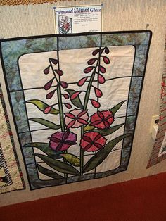 Quilt - Stained Glass