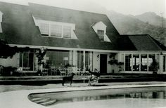 Errol Flynn aggressively haunted Mulholland Farm, his famous home in the Hollywood Hills that was later owned by gospel singer, songwriter, and radio star Stuart Hamblen, and by recording star Rick Nelson.