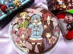 Madoka Magica!! A Valentine's Treat for Otaku!