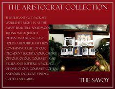 Savoy/Aristocrat Gift Collection