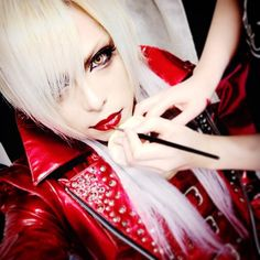 Aryu Japanese Men, Visual Kei, Makeup, Rock, Instagram, People, Fashion, Make Up, Moda