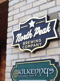 See 480 photos and 96 tips from 5536 visitors to North Peak Brewing Company. Traverse City Breweries, Michigan Crafts, Flint Michigan, Beer Brewery, Brewing Company, Wineries, Distillery, Back Home, Four Square