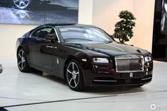 rolls royce wraith - Google Search