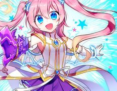 maplestory angelic buster at DuckDuckGo Pretty Art, Cute Art, Super Hero Life, Character Inspiration, Character Design, Awesome Anime, Magical Girl, Cute Drawings, Amazing Art